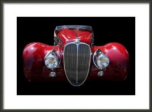 Fathers Day Gift Ideas . Automotive Framed Prints By Wingsdomain.com