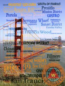 San Francisco Home Of Super Bowl 50 Places To Visit The Golden Gate Bridge By Wingsdomain Art And Photography