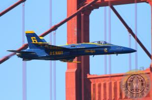 Blue Angels At San Francisco Fleet Week By Wingsdomain Art And Photography