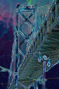 The Art And Photography Of The San Francisco Oakland Bay Bridge By Wingsdomain.com