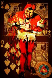 Jokers Run Wild In The House Of Royalty By Wingsdomain Art And Photography