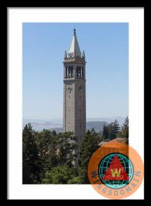 University Of California Berkeley Sather Tower The Campanile By Wingsdomain Art And Photography