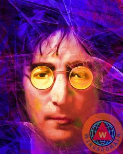 John Lennon Imagine By Wingsdomain Art And Photography