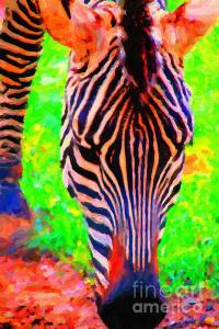 Wingsdomain Thanks Art And Photo Collector From Houston TX Who Purchased A Fine Art Gliclee Print Of Zebra