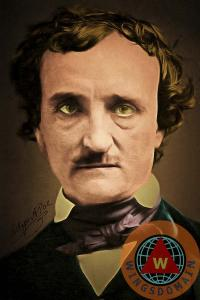 Edgar Allan Poe The Raven By Wingsdomain Art And Photography