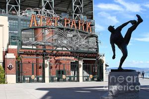Wingsdomain Thanks Art And Photo Collector From Mountain View CA Who Purchased A Fine Art Gliclee Print Of Juan Marichal At San Francisco ATT Park