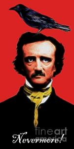 Nevermore - Edgar Allan Poe . By Wingsdomain.com Art And Photography