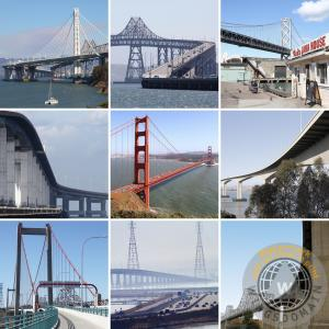 Majestic Bridges Of The San Francisco Bay Area By Wingsdomain Art And Photography
